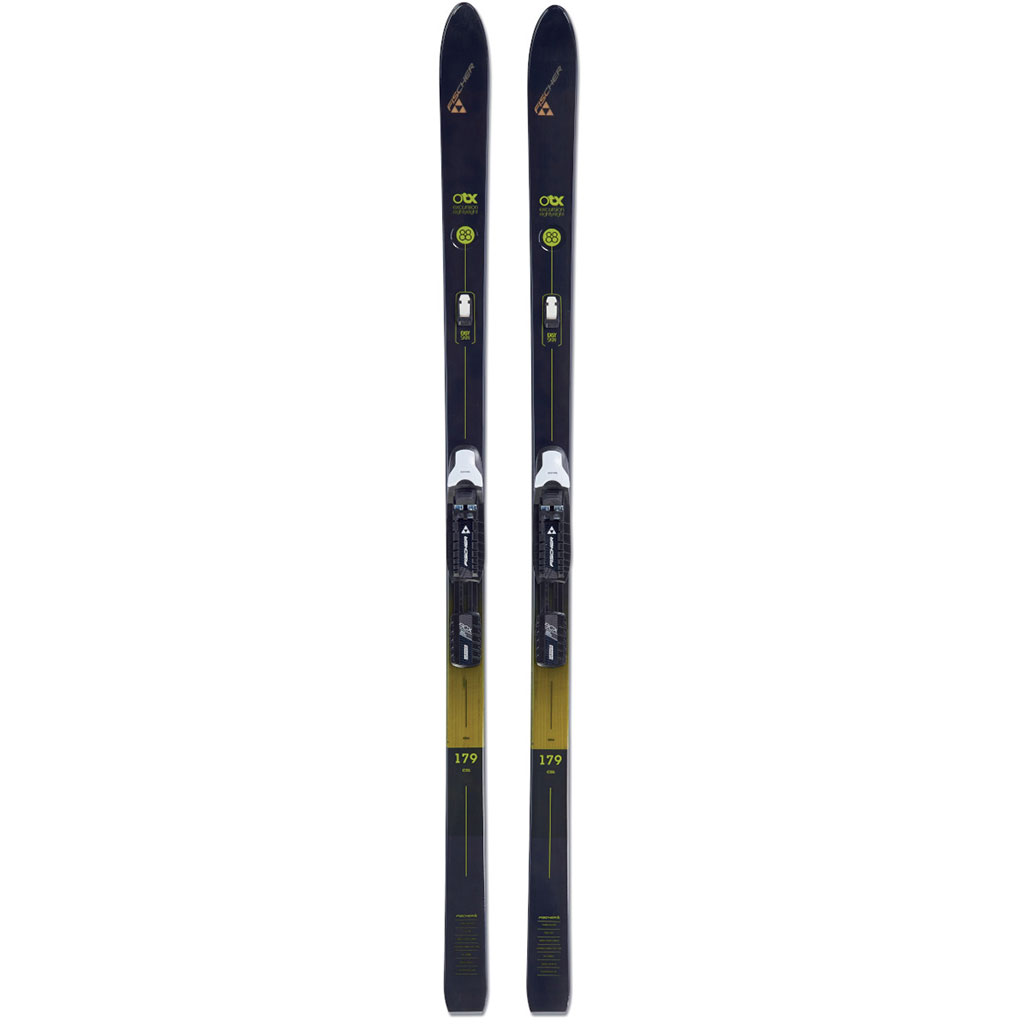 Fischer Excursion 88 Nordic Backcountry Skis W/ BCX NNN