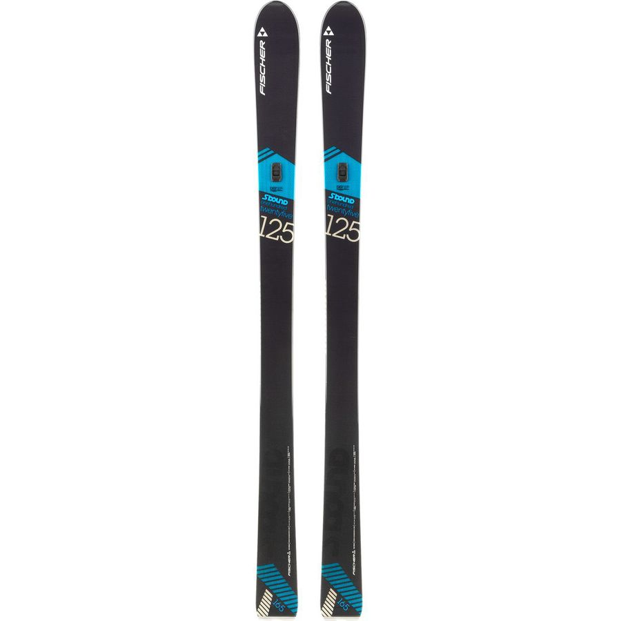 3-pin Fischer S-Bound 125 Nordic Backcountry Skis W
