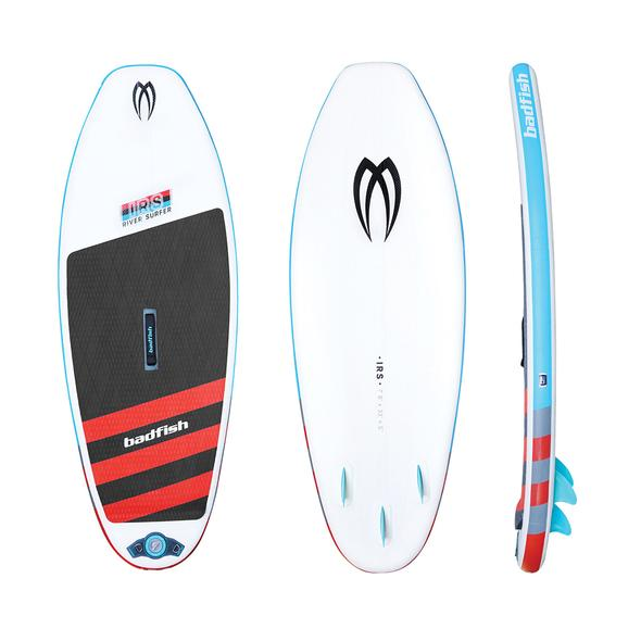 Badfish_IRS_Inflatable_Paddle_Board_Denver_Rental_Package