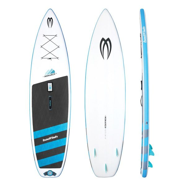 Badfish_Monarch_Inflatable_Paddle_Board_Denver_Rental_Package