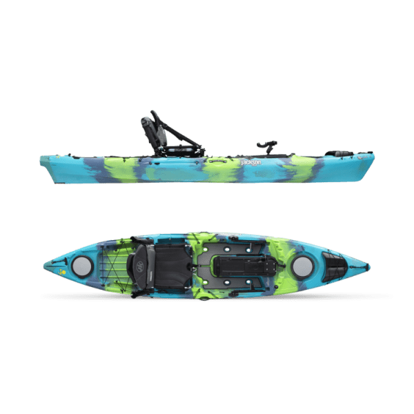 Jackson_Cuda_Fishing_Kayak_Denver_Rental_Package