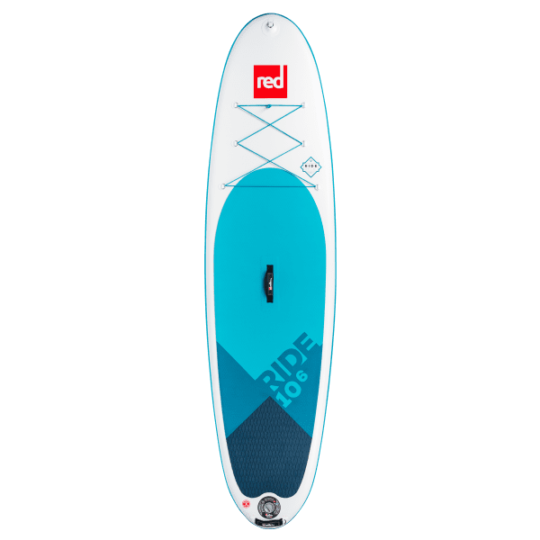 """Red_Paddle_""""Sport""""_Inflatable_Paddle_Board_Denver_Rental_Package"""