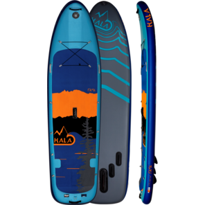 Hala_Fame_Inflatable_Paddle_Board_Denver_Rental_Package