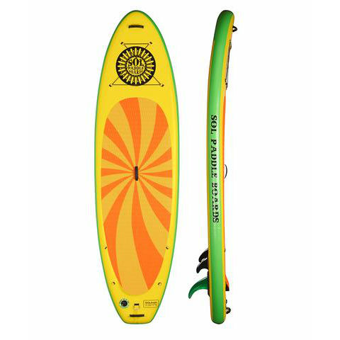 Sol_Train_Inflatable_Paddle_Board_Denver_Rental_Package