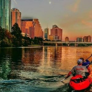 Kayak Tour in Austin, Texas