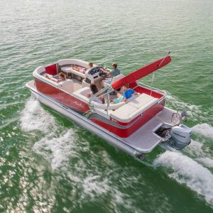 Premier Pontoon Boat | New Smyrna Beach Florida Rental
