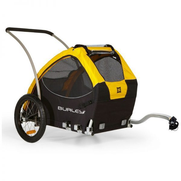 Burley Tail Wagon | Atlanta Bike Rental