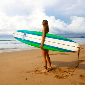 2 Hour Private TeenAdult Surf | Kona hawaii lessons