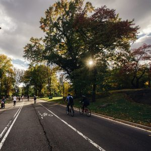 Central Park Bike tour | New York City