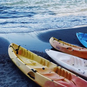 Guided Kayak/SUP Tour | Nokomis Florida