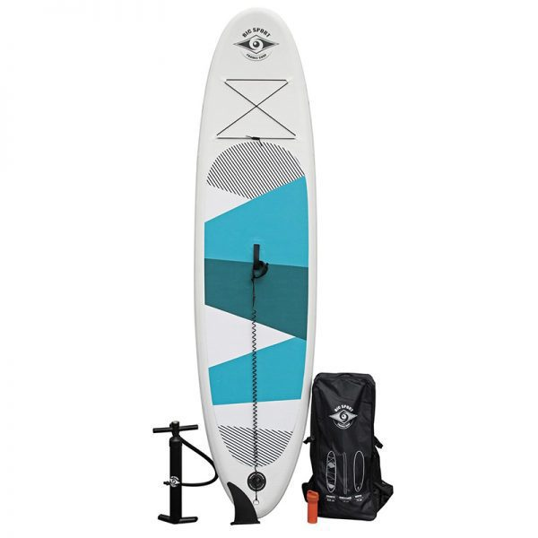 bic inflatable stand up paddleboard