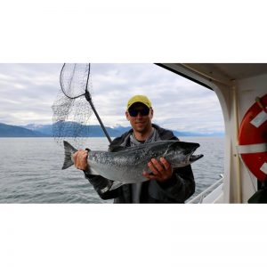 salmon fishing trip