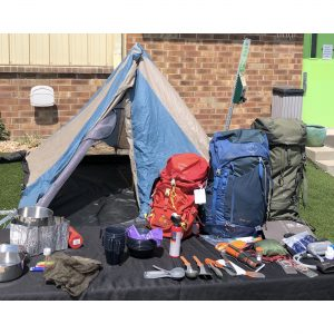Avid4 Adventure - Backpacking package