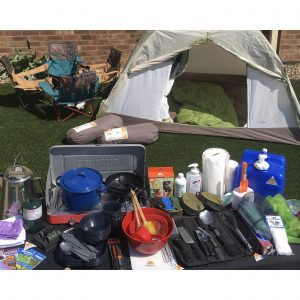 Car Camping Package [for 6-8 people] | Denver, CO